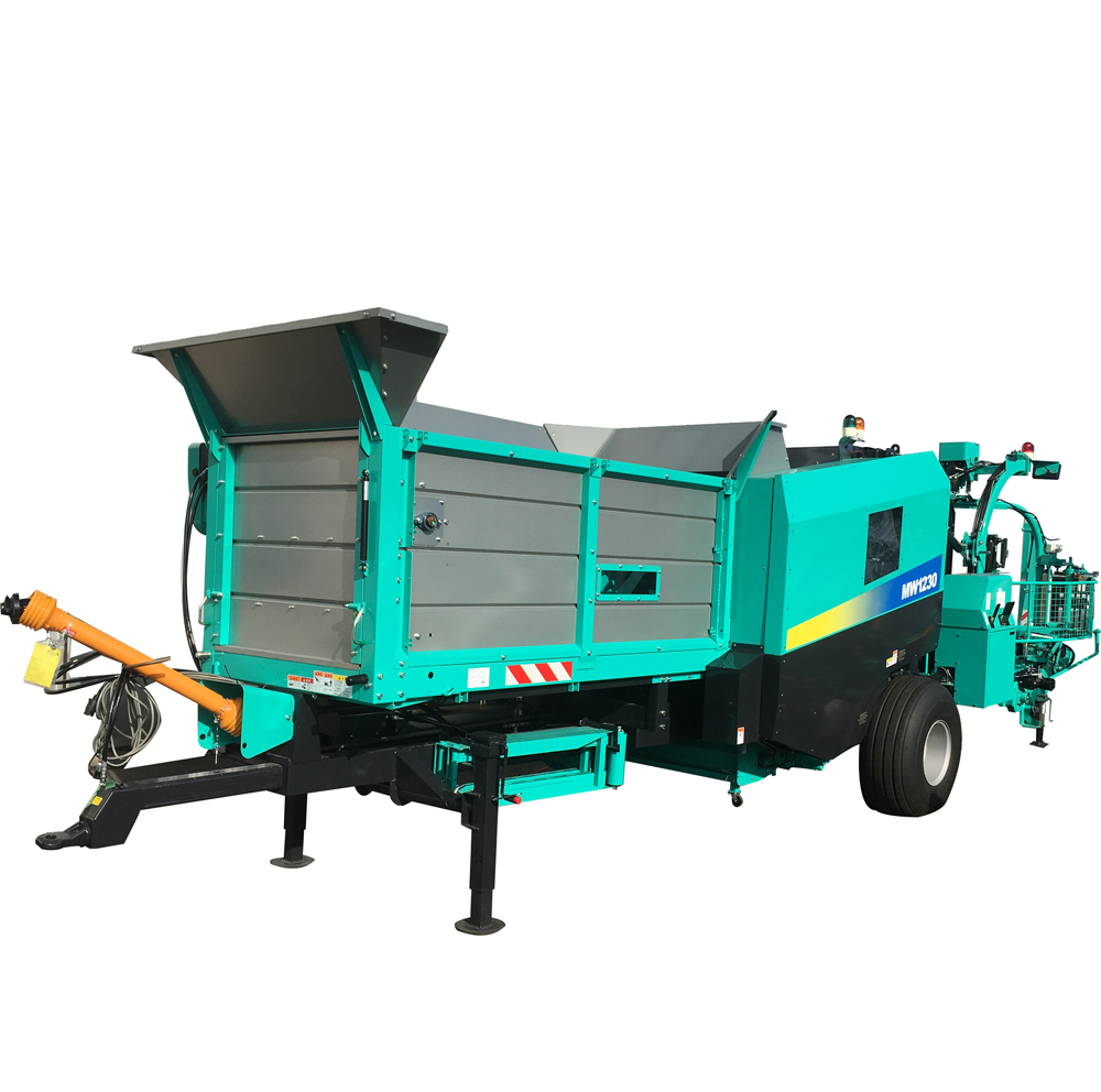 Chopping Combi Bale Wrapper